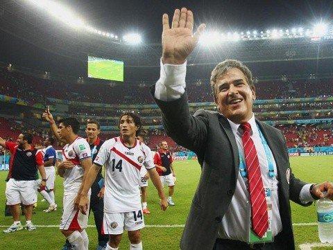 Jorge Luis Pinto, nuevo entrenador de la Selección de Emiratos Árabes.