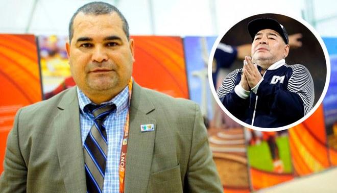 "Chilavert: ""Maradona no ganó ni un 1% de todo lo que ganó Lionel Messi"