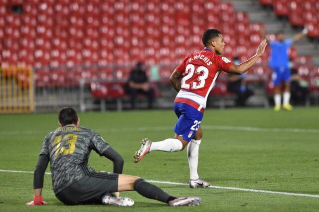 Contra el Real Madrid: Así fue el gol de Darwin Machís a pase de Yangel Herrera