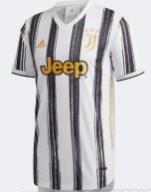 Juventus presentó Oficialmente su nueva camiseta temporada 20-21