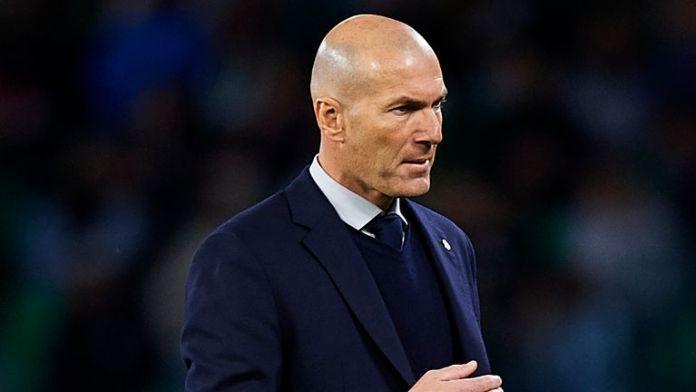 Zinedine Zidane armó una lista de «prescindibles» en el Real Madrid