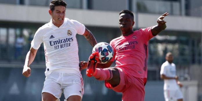 James no pierde la magia: Real Madrid quiere venderlo con este video