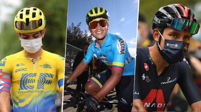 Tour de Francia: tres colombianos que se metieron al top 10