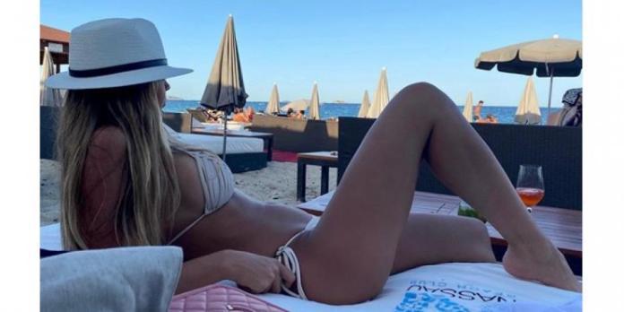 El accidente que sufrió Shannon de Lima en sus vacaciones en Ibiza
