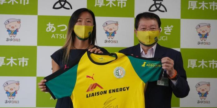 Club de fútbol profesional fichó a jugadora en el equipo masculino