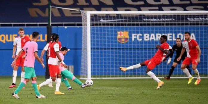 Messi marca doblete en victoria del Barcelona