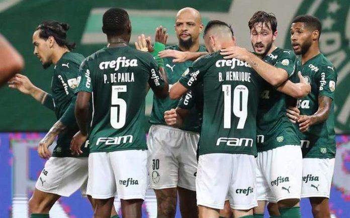 Palmeiras sufre un brote de 17 casos de coronavirus