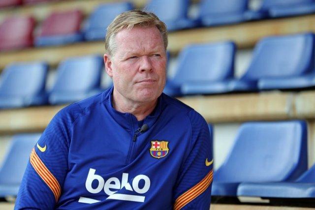 Koeman responde a Setién: No tengo dificultades para dirigir a Leo Messi