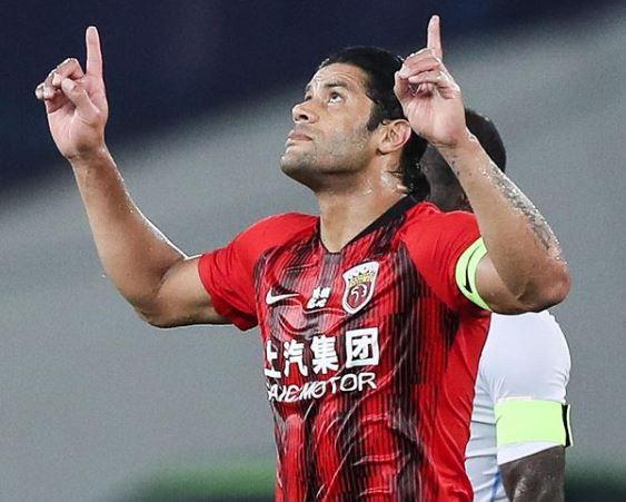 Hulk abandona el fútbol chino tras casi cinco años