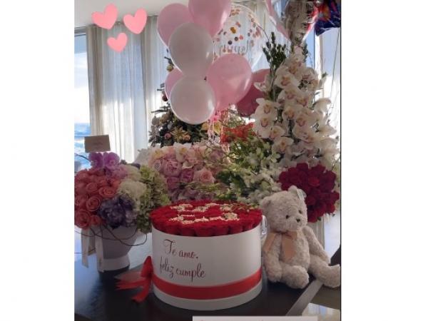 Cumpleaños a la distancia: ¿pomposo regalo de James a Shannon?