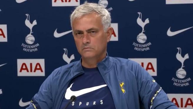Mourinho y la vacunación de los futbolistas: