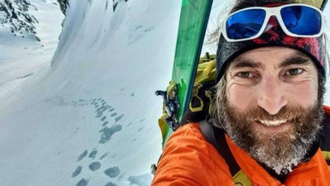 Muere el montañista Cala Cimenti tras ser arrollado por un alud en Italia