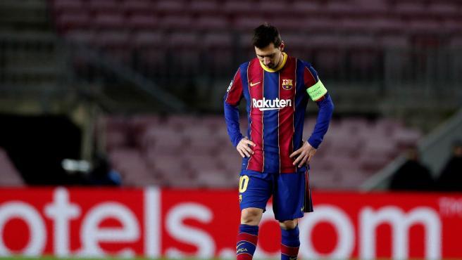 Aprender catalán, no incurrir en dopaje o no montar en moto acuática: las curiosas cláusulas del contrato de Messi