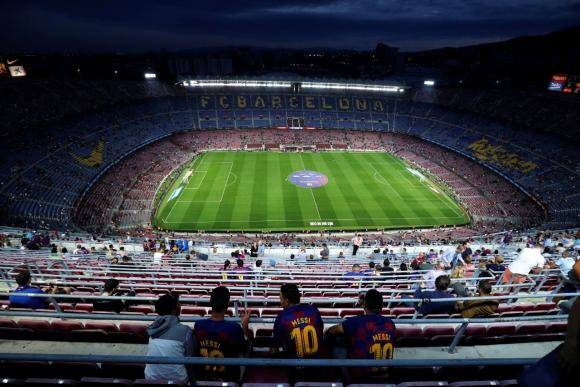 El Barcelona ofrecerá un recorrido virtual del Camp Nou y el museo blaugrana