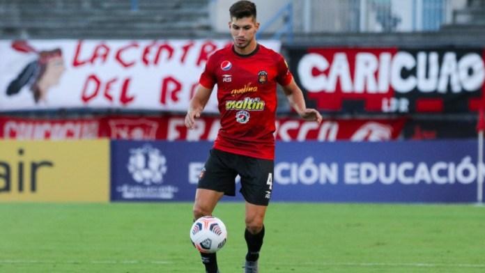 Caracas FC detecta 11 casos de covid-19 previo a duelo en Libertadores