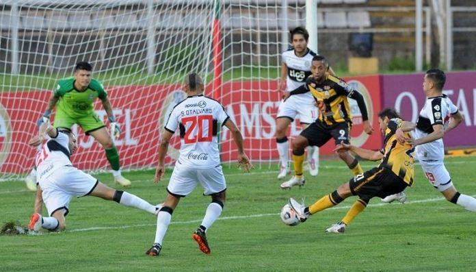 Dolorosa Goleada: Olimpia venció 6-2 a Deportivo Táchira y lo envió a la Sudamericana