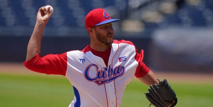 Pitcher cubano explicó por qué decidió quedarse en EEUU tras Preoolímpico