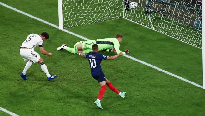 """L'Equipe desata la polémica en Francia con su portada después de ganar a Alemania: """"Como en el 18"""""""
