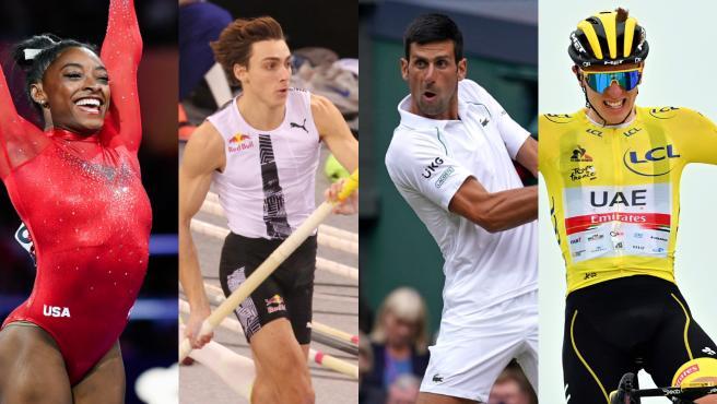 ¿Quiénes son las grandes estrellas de los Juegos Olímpicos de Tokio 2020?