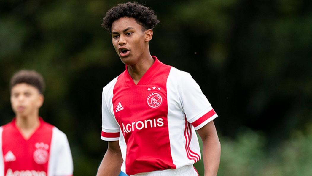 Murió en trágico accidente la promesa de 16 años del Ajax Noah Gesser