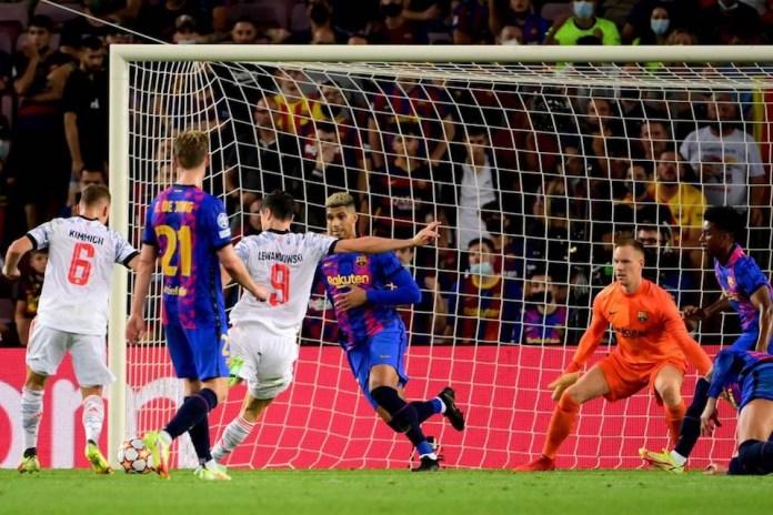 Barcelona es goleado por Bayern en Champions League;