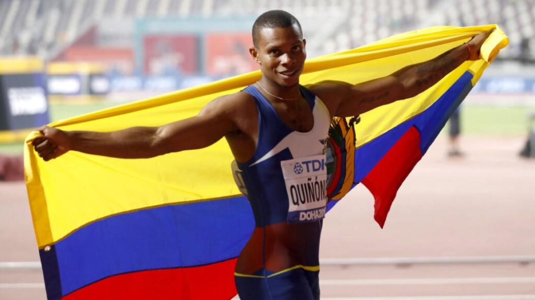 Conmoción en Ecuador tras asesinato a tiros del atleta olímpico Alex Quiñónez