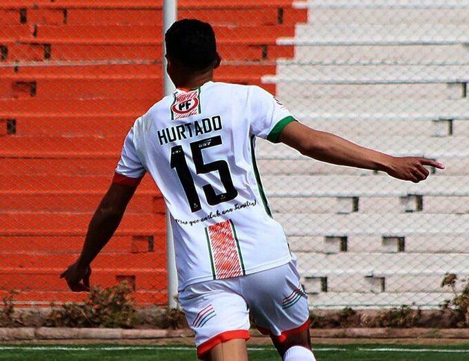 Venezolano Brayan Hurtado llegó a 12 goles en el torneo chileno