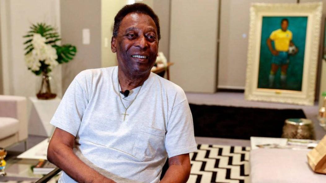 """Pelé como Benjamin Button: """"Cada vez me hago más joven"""""""