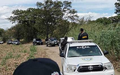 Los tres presuntos paramilitares detenidos son de nacionalidad venezolana