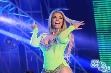 Carmen Isa, estará con su Banda en el Círculo.