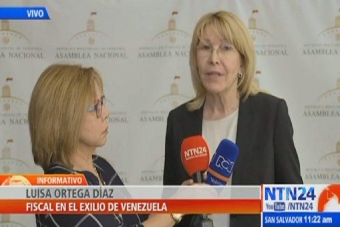 Con lo sucedido en la AN se ratifica que hay terrorismo de Estado: Ortega Díaz