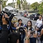 VENEZUELA-CRISIS-MARQUEZ-HOME SEARCH