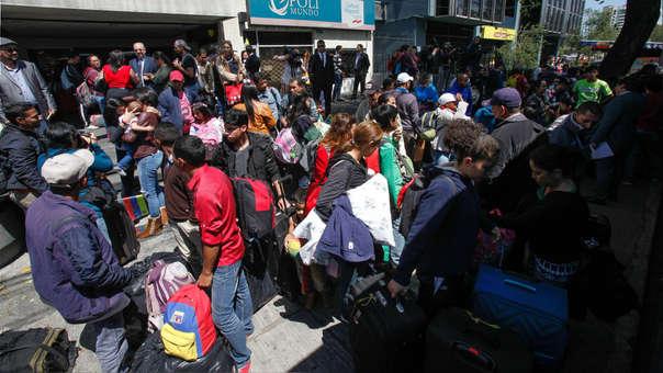 AFP: Venezolanos regresan a su país arrastrados por la pandemia