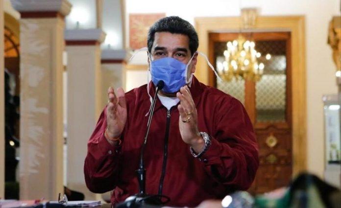 Presidente Maduro ordena hospitalizar todos los casos por Covid-19