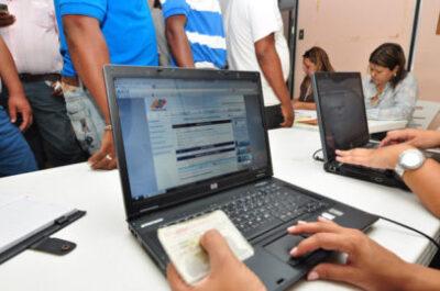 Electores podrán actualizar datos e inscribirse en RE hasta este domingo 26J