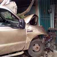 Accidente de tránsito deja gravemente herido a trabajador de la alcaldía de Ayacucho