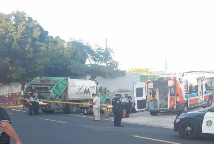 Venezolana falleció en Panamá al ser arrollada por un camión de aseo