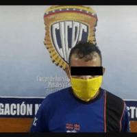 Cicpc detiene a hombre por abusar sexualmente de sus tres sobrinas en San Josecito
