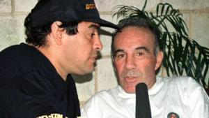 Alfredo Cahe visitó a Maradona antes de su muerte y pudo comprobar que la situación era mucho más que complicada