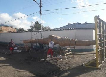 Año Viejo en Colón. (Foto/Daniela González)