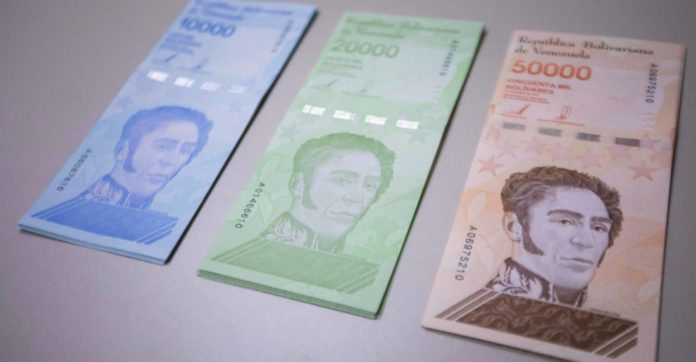 Más del 50% se devaluó el Bolívar solo en noviembre