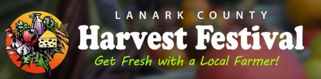 2016 Lanark County Harvest Festival