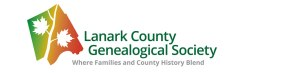 Lanark County Genealogical Society