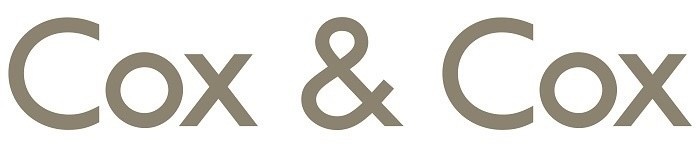 Cox and cox logo and link