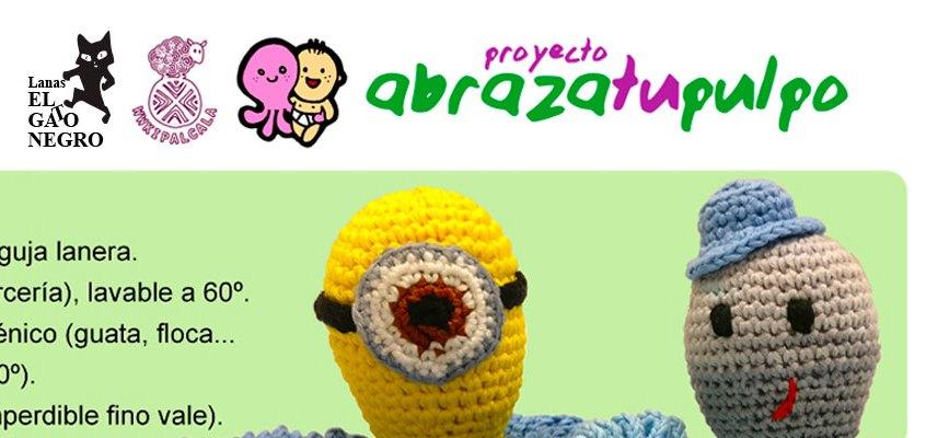 Instrucciones para tejer un pulpito de crochet