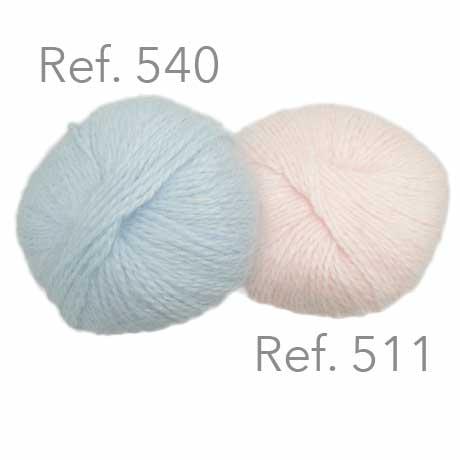 lana angora oferta