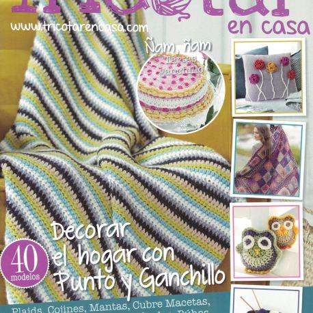 Revista aprender a tejer>