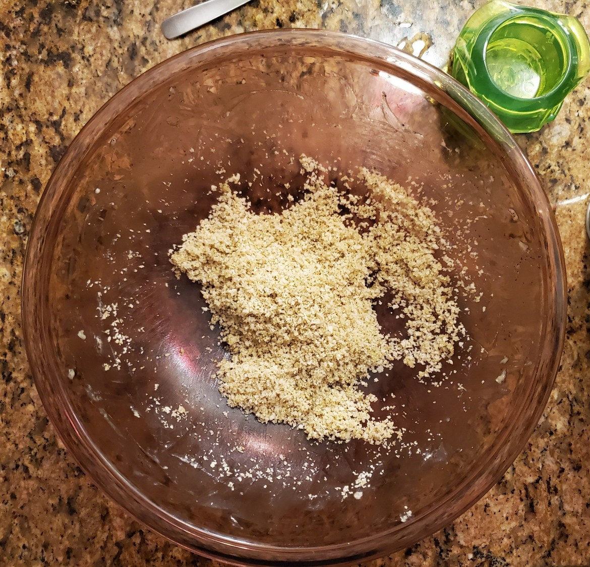 panko bread crumbs garlic