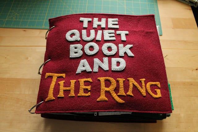 Quiet book friky