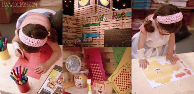 Kits Crelando del lidl para niños
